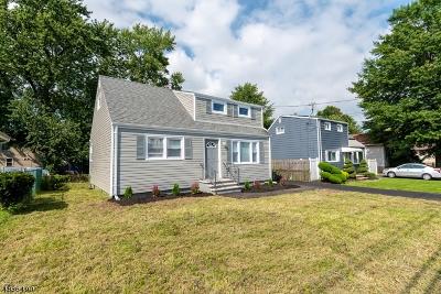 Woodbridge Twp. Single Family Home For Sale: 236 Bunns