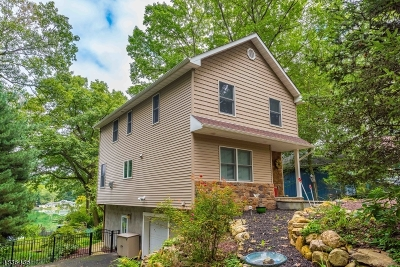 Parsippany-Troy Hills Twp. Single Family Home For Sale: 33 Scenic Drive