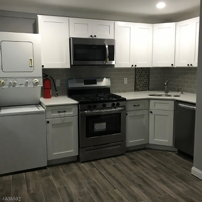 ROSELLE Condo/Townhouse For Sale: 518 Brooklawn Ave Apt F1