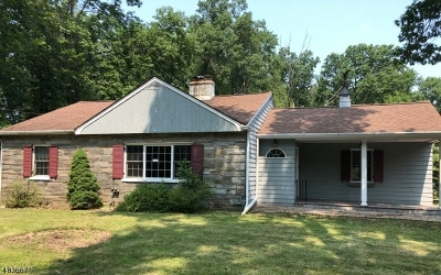 West Orange Twp. Single Family Home For Sale: 753 Eagle Rock Ave