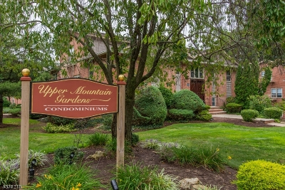 Montclair Twp. Condo/Townhouse For Sale: 363 Claremont Ave #3