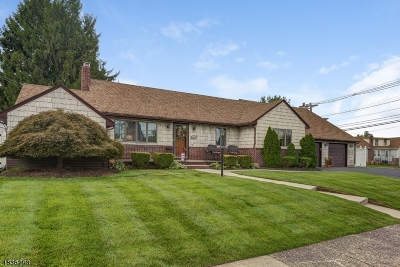 Linden City Single Family Home For Sale: 2815 Orchard Ter