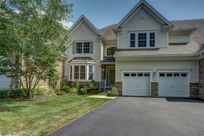 West Orange Twp. Condo/Townhouse For Sale: 6 Baxter Ln