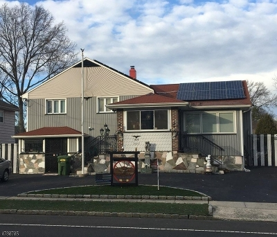 Linden City Single Family Home For Sale: 1600 N Stiles St