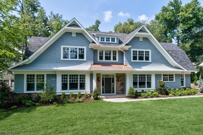 Millburn Twp. Single Family Home For Sale: 19 Sherwood Rd