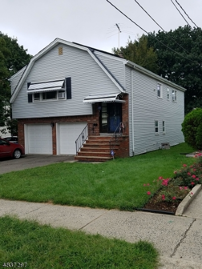 Paterson City Single Family Home For Sale: 369 Delaware Ave