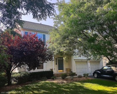 Nutley Twp. Single Family Home For Sale: 31 Wilmington Dr