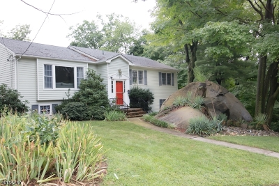 West Orange Twp. Single Family Home For Sale: 5 Weber Rd