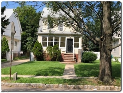 West Orange Twp. Single Family Home For Sale: 3 Watchung Ave