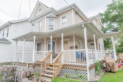 Boonton Town Multi Family Home For Sale: 223 Boonton Ave
