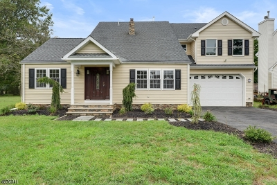 South Brunswick Twp. Single Family Home For Sale: 18 Old Ridge Rd