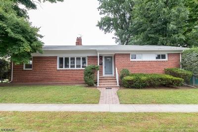 ELIZABETH Single Family Home For Sale: 34-36 Algonquin Pl