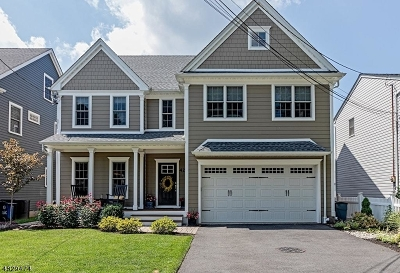 Scotch Plains Twp. Single Family Home For Sale: 422 Cook Ave
