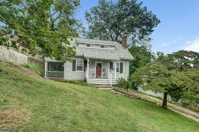 West Orange Twp. Single Family Home For Sale: 55 Forest Hill Rd