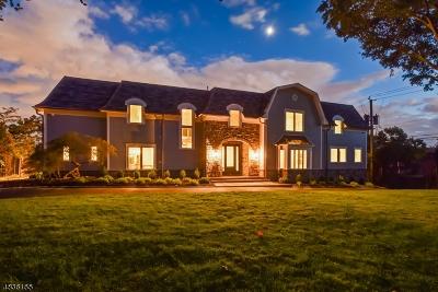 South Orange Village Twp. Single Family Home For Sale: 36 Crest Dr