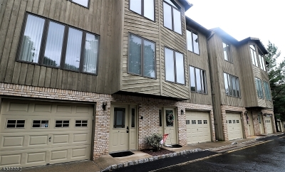 Nutley Twp. Condo/Townhouse For Sale: 100 E Passaic Ave A-3 #A3