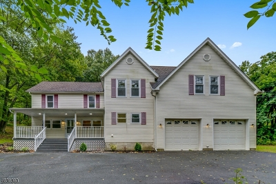 Randolph Twp. Single Family Home For Sale: 26 Park Ave