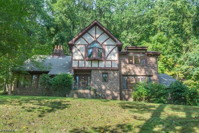 Morris Twp. Single Family Home Active Under Contract: 9 Bailey Hollow Rd