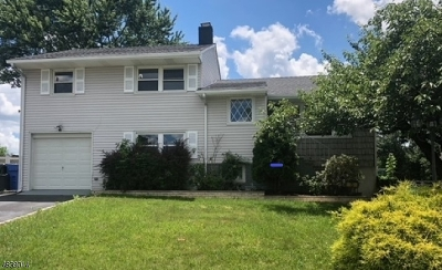 Woodbridge Twp. Single Family Home For Sale: 75 Tracy Dr