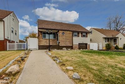 Woodbridge Twp. Single Family Home For Sale: 57 Mercer St