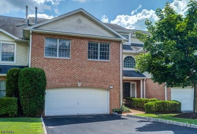 West Orange Twp. Condo/Townhouse For Sale: 6 Waldeck Ct