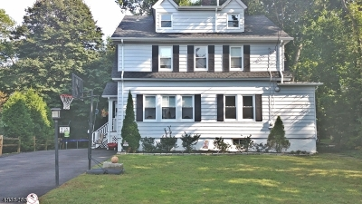 Cranford Twp. Single Family Home For Sale: 210 Hampton St