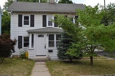 East Brunswick Twp. Single Family Home For Sale: 8 Kossman St