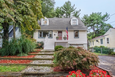 Morristown Town NJ Single Family Home For Sale: $489,000