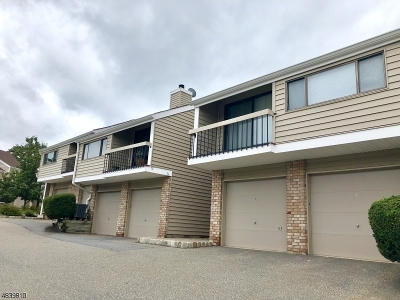 Union Twp. Condo/Townhouse For Sale: 53 Overlook Dr