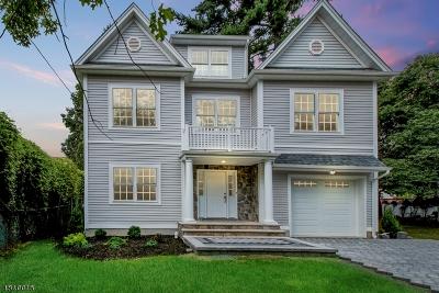 Livingston Twp. Single Family Home For Sale: 1 Franklin Ave