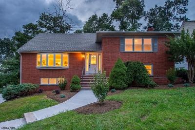 West Orange Twp. Single Family Home For Sale: 34 Korwel Cir