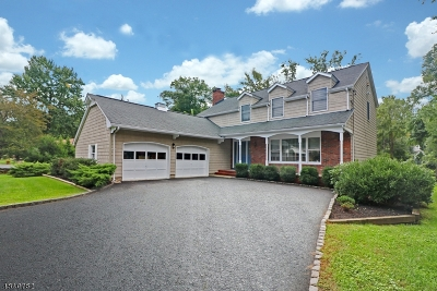 Edison Twp. Single Family Home For Sale: 5 Sleepy Hollow Rd