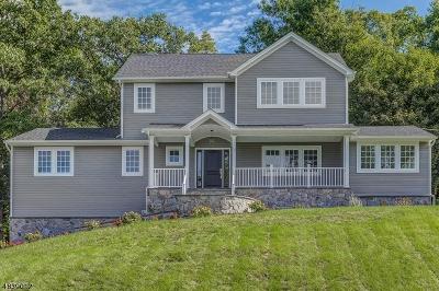 Livingston Twp. Single Family Home For Sale: 39 Bear Brook Ln