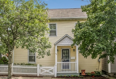 Morristown Town Single Family Home For Sale: 46 Madison St