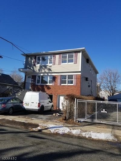 Hillside Twp. Multi Family Home For Sale: 1314 Myrtle St