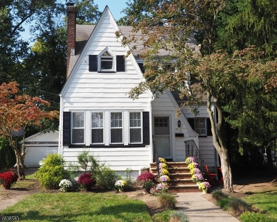 West Orange Twp. Single Family Home For Sale: 713 Prospect Ave