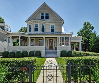 Westfield Town Single Family Home For Sale: 253 Prospect Street