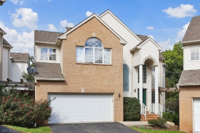 West Orange Twp. Condo/Townhouse For Sale: 1120 Smith Manor Blvd