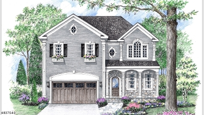 Millburn Twp. Single Family Home For Sale: 149 Tennyson Dr