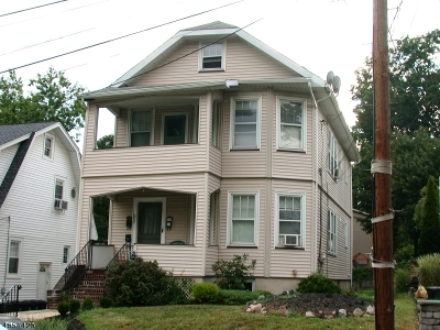 Nutley Twp. Multi Family Home For Sale: 83 Myrtle Ave