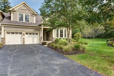 Essex County, Morris County, Union County Condo/Townhouse For Sale: 7 Magnolia Pl.