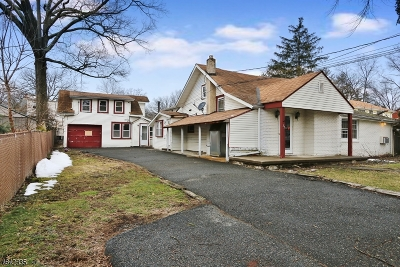 Parsippany-Troy Hills Twp. Single Family Home For Sale: 37 Navajo Ave