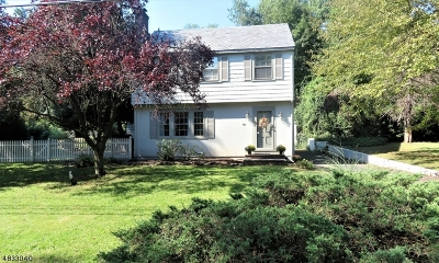 Morristown Town NJ Single Family Home For Sale: $415,000