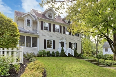 Summit City Single Family Home For Sale: 130 Beechwood Rd