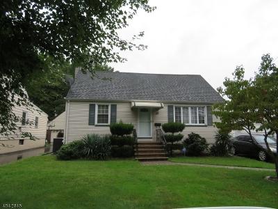 Woodbridge Twp. Single Family Home For Sale: 59 Beekman Ave