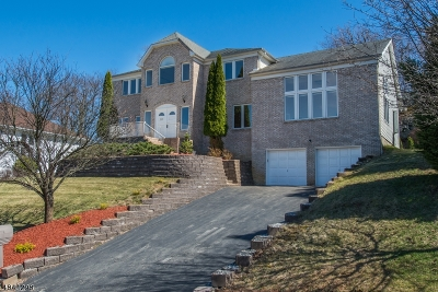 Parsippany-Troy Hills Twp. Single Family Home For Sale: 20 Emerson Rd