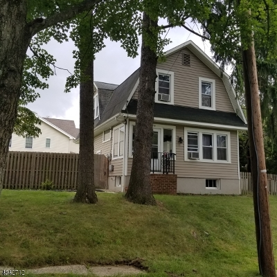 Scotch Plains Twp. Single Family Home For Sale: 179 Madison Ave