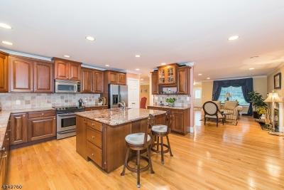 Boonton Town Single Family Home For Sale: 121 Ridgeview Place