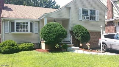 Roselle Boro Single Family Home For Sale: 324 Hamilton St