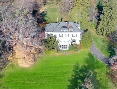 Millburn Twp. Single Family Home For Sale: 94 Knollwood Road